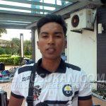 PenyuSukan - Atlet Pelayaran Terengganu International 420 Alif Safares Azmi