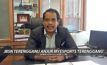 MyEsports Terengganu: Ulasan Pengarah Jabatan Belia dan Sukan Negeri Terengganu
