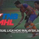 Jadual Liga Hoki Malaysia 2021