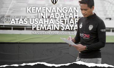 Terengganu FC Raih Tiket Piala AFC 2021