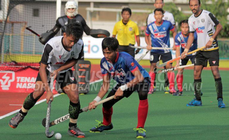 Liga Hoki Malaysia: THT Kutip 3 Mata Kekal Kelompok Teratas Liga