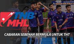 Liga Hoki Malaysia: Cabaran Bermula Untuk THT