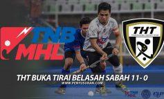 THT Kenduri Gol 11-0 Buka Tirai LHM 2021