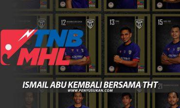 Ismail Abu Kembali Bersama THT