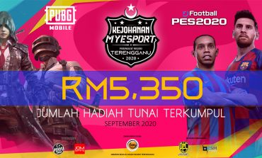 MyEsports Terengganu Warnai Sukan Elektronik Terengganu