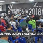 Majlis Jalinan Kasih Lagenda Pemain Bola Sepak Negeri Terengganu