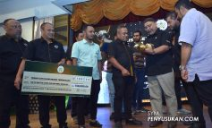 RAGBI: Penghormatan Si Juara Berganda