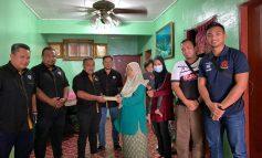 PRNT Ziarah Keluarga Atlet Ragbi Wanita
