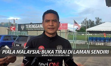 Piala Malaysia: TFC Buka Tirai Di Laman Sendiri
