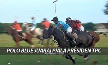 Polo Blue Juarai Piala Presiden Terengganu Polo Club