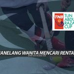 Piala Tun Abdul Razak: Hanelang Mencari Rentak