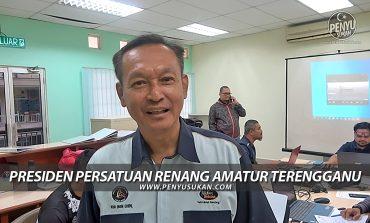 Inisiatif Prihatin Sukan 2020 - Reaksi Presiden Persatuan Renang Amatur Terengganu