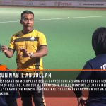 PenyuSukan - SUKMA Johor 2020 - Jurulatih Hoki Wanita Terengganu - Mohd Shahrun Nabil Abdullah