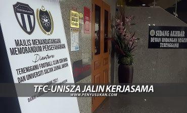 TFC-UniSZA Jalin Kerjasama Perkukuh Pasukan