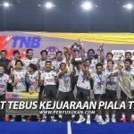 Piala TNB Tebus Piala Liga LHM 2021