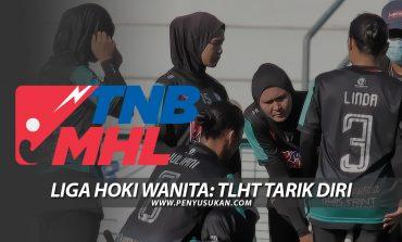 Hoki Wanita Terengganu Pertama Kali Tarik Diri
