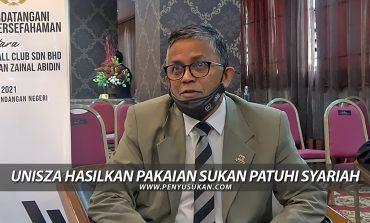 UniSZA Hasilkan Pakaian Sukan Patuhi Syariah