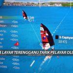eLiga Layar Terengganu Tarik Pelayar Olimpik