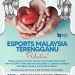 PenyuSukandotcom - ESports Terengganu Prihatin