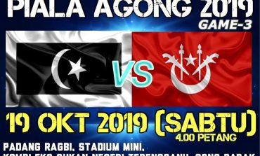Ragbi Piala Agong: Hadir Tanda Sokongan!