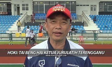 Piala Tun Abdul Razak: Tai Beng Hai Kemudi Terengganu