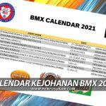 Kalendar Kejohanan BMX 2021