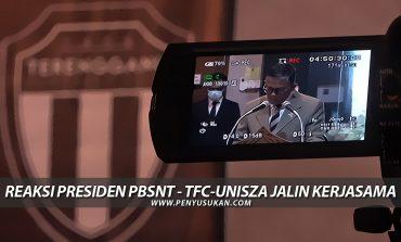 Reaksi Naib Canselor UniSZA Jalin Kerjasama Terengganu FC