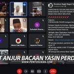 Persatuan Ragbi Negeri Terengganu Anjur Bacaan Yasin Perdana COVID-19