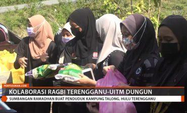 Program Kemasyarakatan: Persatuan Ragbi Negeri Terengganu Bukan Hanya Sekadar Entiti Sukan
