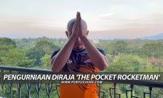 Pengurniaan Diraja The Pocket Rocketman