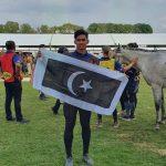 Profil Pelumba Kuda Lasak - Muhammad Faris Haikal