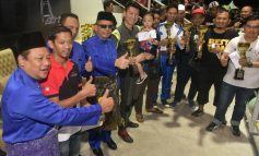 Ambang Tahun Baru Terengganu Drag Challenge Bersama MB