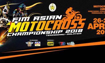 Pelumba Asia Kembali Ke Litar Motocross Gong Badak
