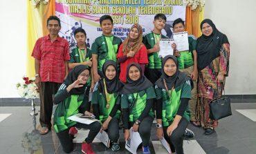 MSSD KT Ungguli Kejohanan Tenpin Boling MSST 2018