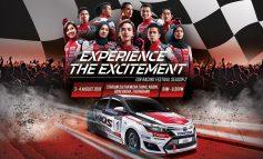 Kuala Terengganu Buka Tirai Perlumbaan Vios Challenge Musim Ke-2
