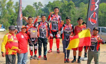 Tuan Rumah Sapu Bersih Podium Terbuka Lelaki BMX MPD 2018