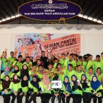 Tuan Rumah - Politeknik Kuala Terengganu Juara Sulung Karnival Sukan Pantai dan Indoor Games Politeknik Malaysia 2018