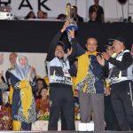 SUKMA2018: Misi Berjaya! Rampas Kembali Juara Keseluruhan