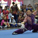 SUKMA 2018: Kutipan Pingat Pertama Kontijen Bakar Semangat Afiq Danial