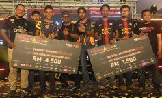 Anak Jati Terengganu Kuasai Podium Selangor Cyber Games 2018