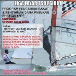 Pengenalan Sukan Pelayaran Kepada Anak Negeri Terengganu