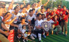 THT Lakar Sejarah Julang Piala Sumbangsih Sulung