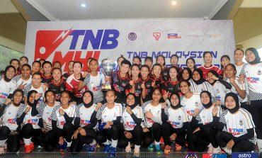 Kejuaraan Berganda TLHT Rangkul Piala Vivian May Soars 2019