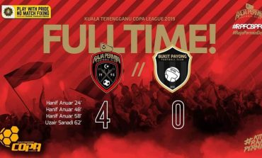 Raja Permin FC Gah Buka Tirai Liga Copa KT 2019