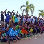 Liga Layar Terengganu Terima Kunjungan MSS Pahang