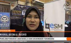 TERENGGANU ESPORTS CHALLENGE 2019 - Penolong Pengarah Jabatan Belia dan Sukan Negeri Terengganu