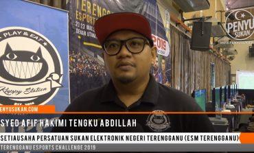 TERENGGANU ESPORTS CHALLENGE 2019 - Syed Afif Hakimi Tengku Abdillah