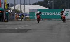 Cub Prix Terengganu: Penamat 1-2 Milik Motul YY Pang Racing