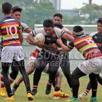 Ragbi MSSM 2019: Terengganu Mara Ke Perlawanan Akhir