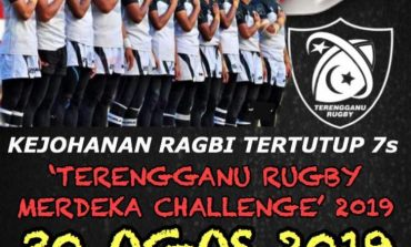 Kejohanan Ragbi Tertutup 7s Terengganu Rugby Merdeka Challenge 2019